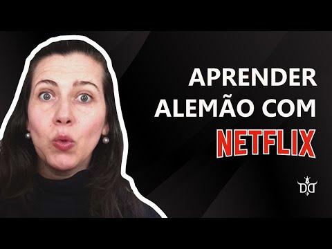 Aprender alemão com Netflix