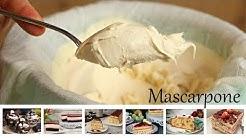 Mascarpone ganz einfach selber machen aus nur 2 Zutaten! Best homemade mascarpone cheese