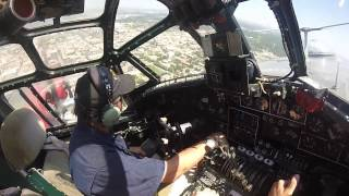 What its like to fly a B-24 Liberator