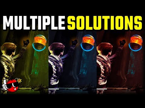 Jedi Fallen Order - The Puzzle With Multiple Solutions  