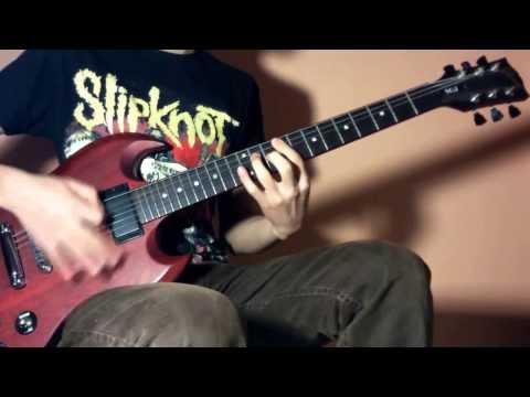 Nirvana - Breed (guitar cover)