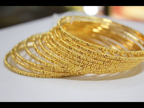 233587a80ba239 Latest 22k Gold Bangles Designs | Daily Wear Gold Bangles Gallery ...