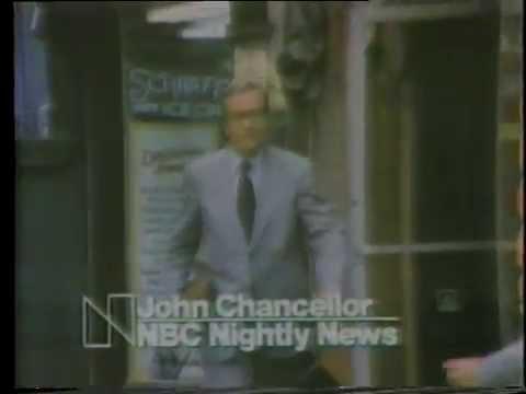 NBC News promo and PSA ads 1977