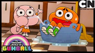 Would You Want to Stay with The Wattersons? | The Ad | Gumball | Cartoon Network
