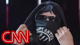 Behind the mask: The people in Antifa