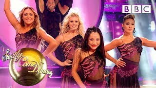Strictly Pros dance to Beyoncé + Rag'n'Bone Man | Launch Show - BBC Strictly 2019