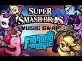 Super Smash Bros. Wii U Music Swap - Fighting is Magic