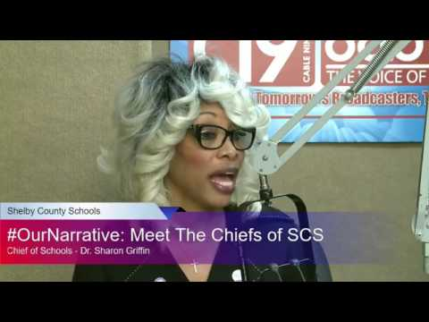 Meet the Chiefs of SCS: Dr  Sharon Griffin, Chief of Schools