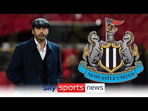 Former Roma boss Paulo Fonseca contender for Newcastle United manager job