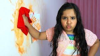 شفا وقواعد سلوك للاطفال !! Shfa and new rules of conduct for children