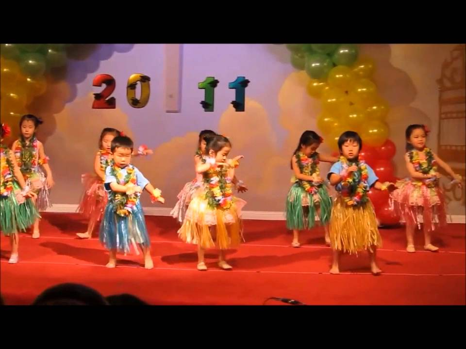 coreografia para bailable de primavera primer grado