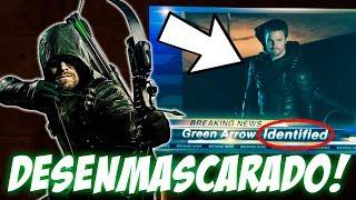 Arrow 6x01 Review GREEN ARROW DESENMASCARADO!