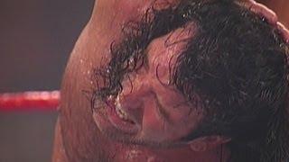 Razor Ramon vs. Tatanka: Raw - Intercontinental
