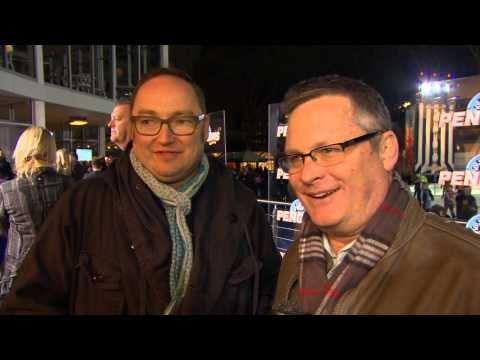 Penguins Of Madagascar: Director Eric Darnell & Simon J Smith Premiere Interview
