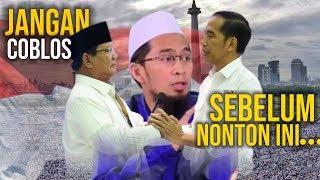 Download Video WAJIB NONTON‼️ Pesan Ust. Adi Hidayat Jelang PEMILU 2019 MP3 3GP MP4