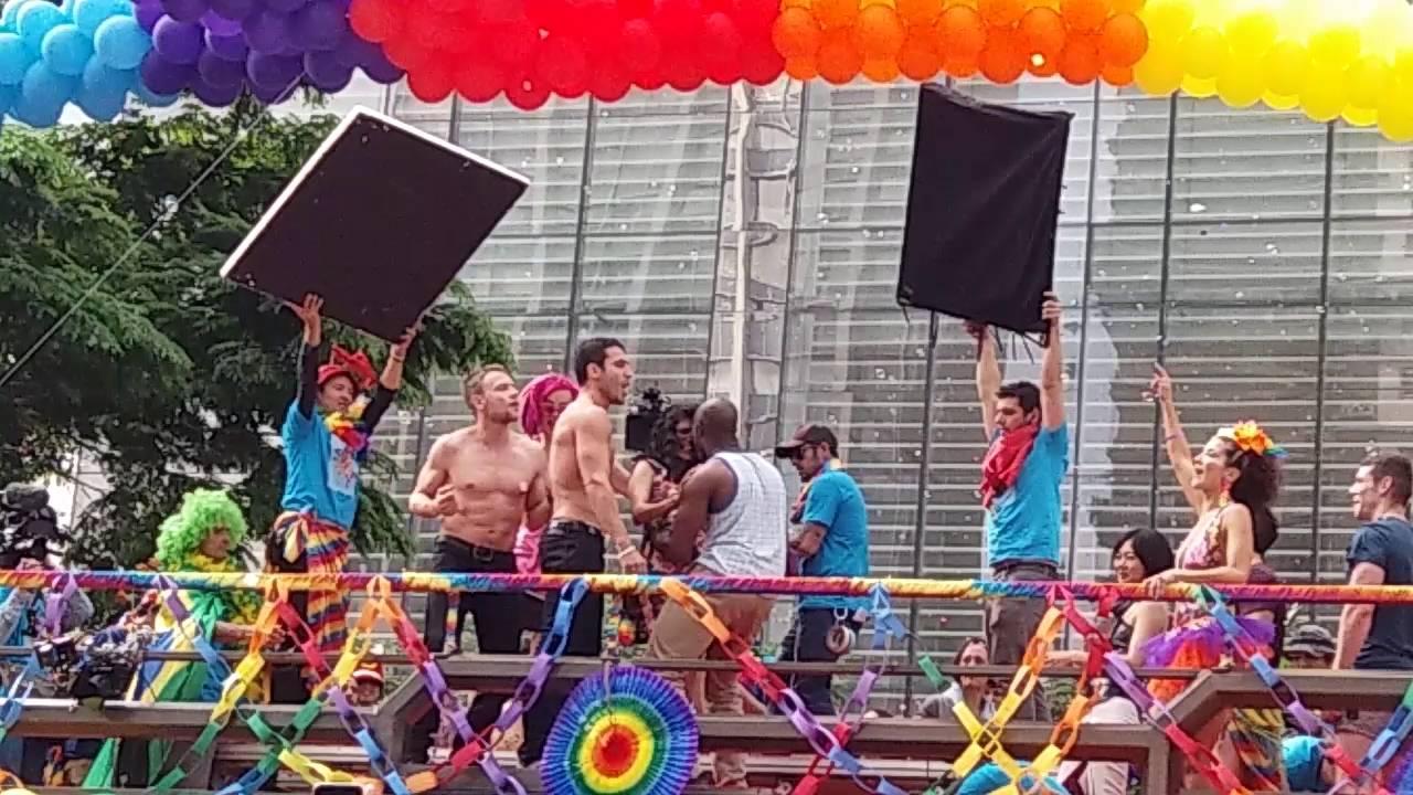 Sense8 Gay Pride Episode