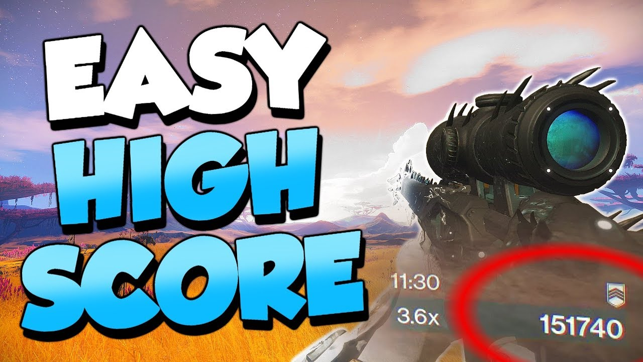 A Garden World Prestige Nightfall High Score Guide! [Destiny 2]