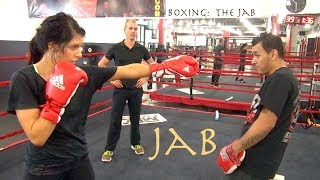 How to Throw a Jab - Boxing ..... Amazing!