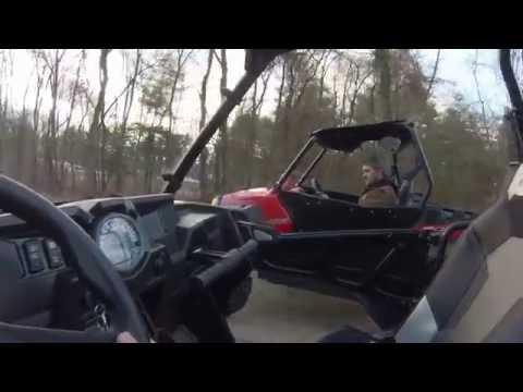 2015 Rzr 900S Vs 2014 Rzr Xp900 Race