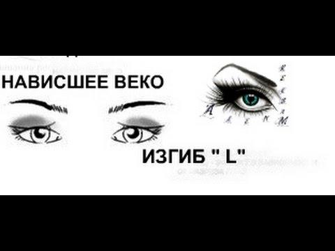 НАРАЩИВАНИЕ РЕСНИЦ. нависшее веко EYELASH EXTENSIONS. overhanging eyelid