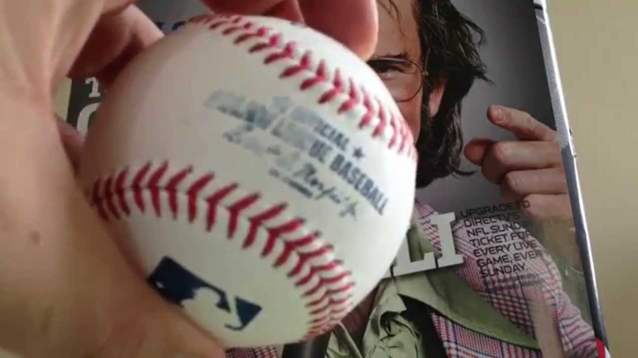 In Person Autograph Recap + Haul  Mlb 9515 Youtube
