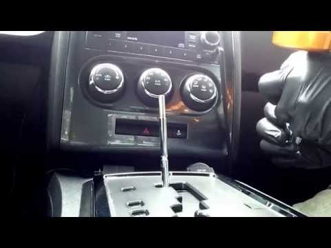 How-to remove shifter knob from a 2008-2014 Dodge Challenger