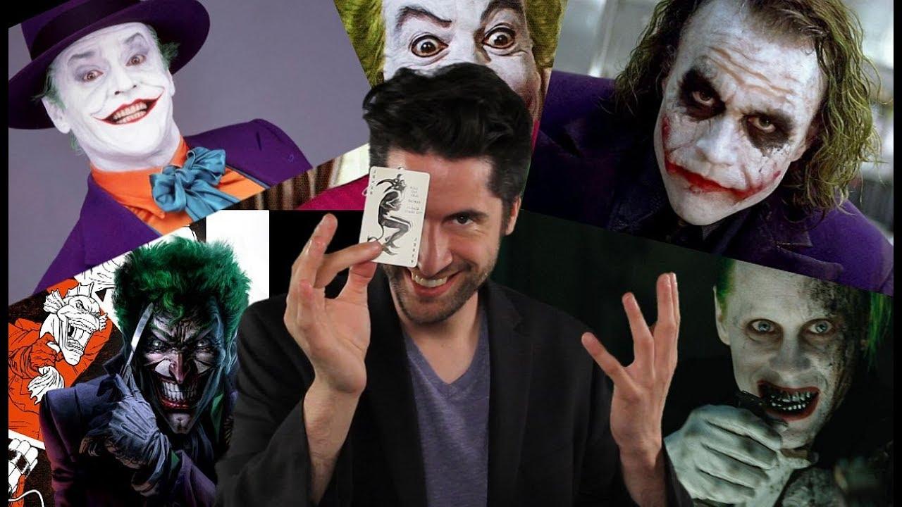 new joker stand alone origin movie coming   youtube