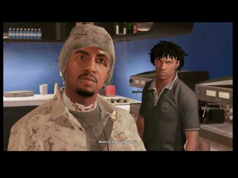 Watch Dogs 2 The Shuffler On  Nudle Building