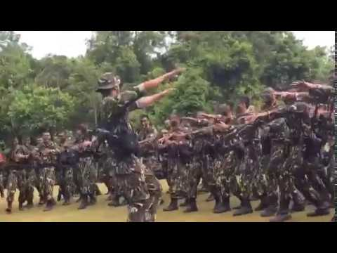 PELOPOR Sat Brimob Polda Jambi Lat GAG Lanjutan (Leading by Ridho KS SVT, taken by Robi PJ Tubazone)