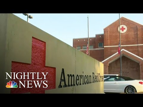 American Red Cross Fails To Pay Funds Promised To Many Hurricane Harvey Victims | NBC Nightly News
