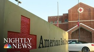 American Red Cross Fails To Pay Funds Promised To Many Harvey Victims | NBC Nightly News