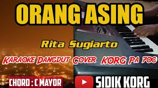 Download lagu ORANG ASING,RITA SUGIARTO-KARAOKE DANGDUT ORIGINAL COVER KORG PA 700