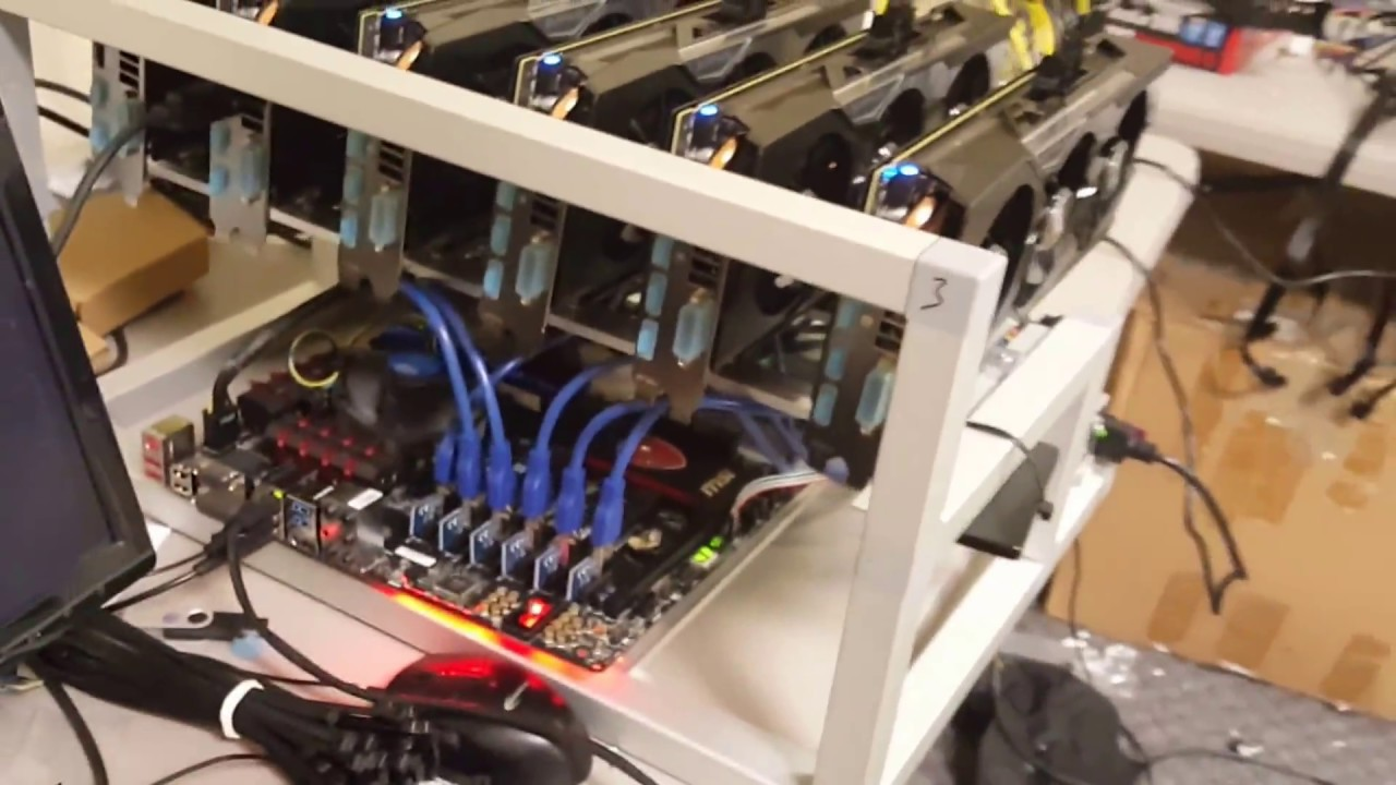 How To Build a 6 GPU Zcash Headless Mining Rig on Ubuntu 16 04 Using
