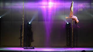 Paulina Rolecka - Pro - Pole Dance Show 2019