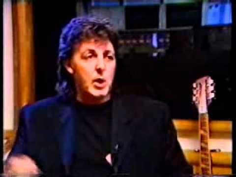 Paul McCartney talks about Elvis Costello (Part 1)