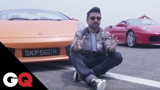 Vir Das in Singapore (Part 4/6) : How To Be An Extreme Gentleman? | GQ India