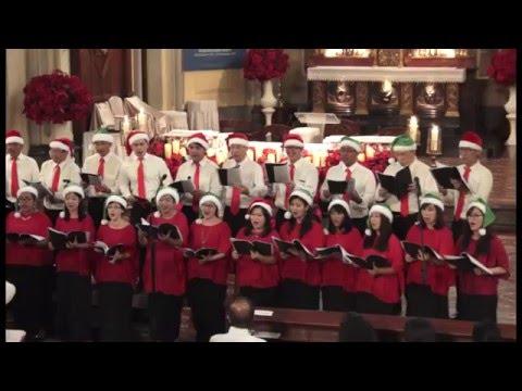 Hark The Herald Angel Sing - Konser Natal 2015 Saint Peter Choir Katedral Jakarta