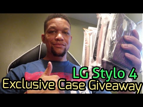 LG Stylo 4 Exclusive case Review and giveaway | 8 Great LG Stylo 4 Casekey cases for Free!