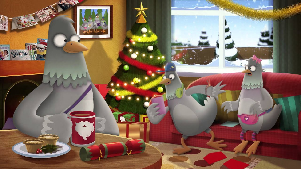 Funky Pigeon Christmas Tv Ad 2015 Cards Youtube