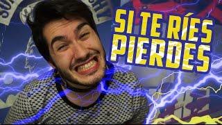 El collar de la tortura | #SiTeRiesPierdes