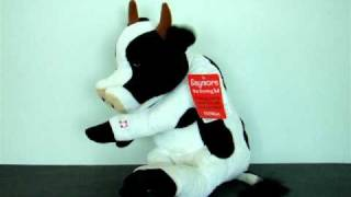 Repeat youtube video Snoring Cow Toy