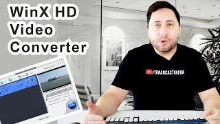 CONVERTIR CUALQUIER FORMATO DE VIDEO A 4K, MP4,AVI,WMV, MP3 Y MAS | WINX HD VIDEO CONVERTER DELUXE