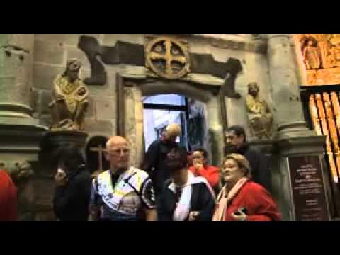 """""""La luz y el misterio de las Catedrales"""" - Santiago de Compostela"""