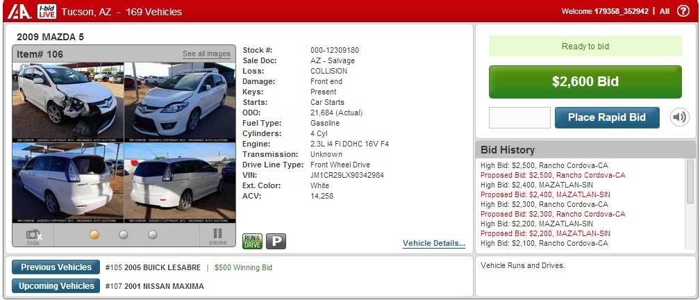 Subasta De Autos >> Como Comprar Autos En Subastas Online - YouTube