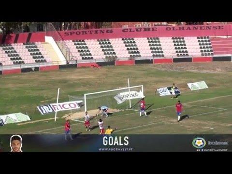 João Oliveira | Midfielder | ► Best Moments | 2015/2016 Olhanense