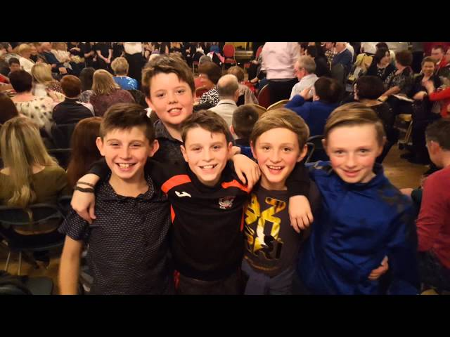 Crotta Hurling Club Strictly Come Dancing 2015