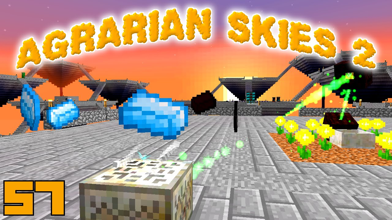agrarian skies how to make the island