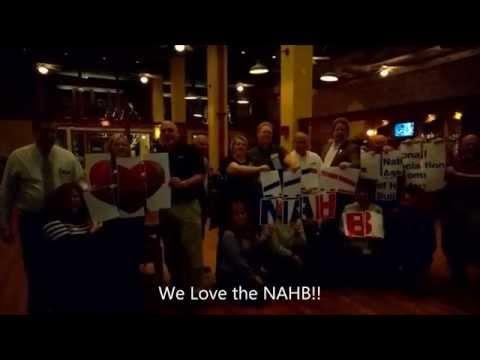 We Love the NAHB!   #NAHBWantsYou