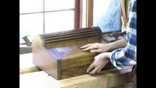 19th Century Sea Captain's Lap Desk