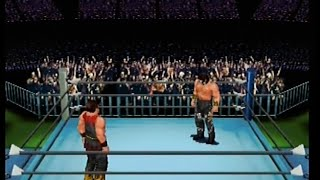 Virtual Pro Wrestling 2 - Let